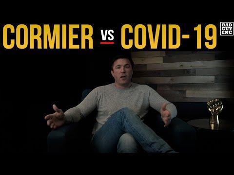 Chael Sonnen: Daniel Cormier + Covid 19 = Champion Mindset