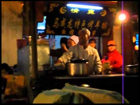 Dunhuang 5 - Dunhuang Night Market