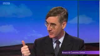 Daily Politics: Rees-Mogg attacks CBI