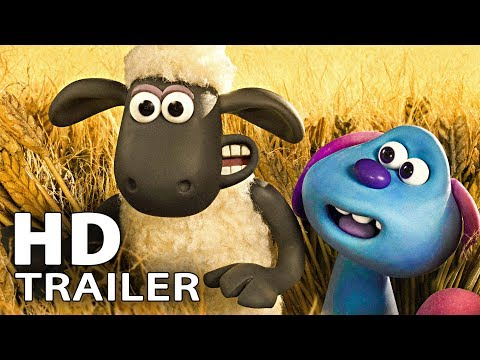 SHAUN THE SHEEP 2: Farmageddon Trailer (2019)
