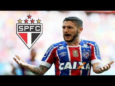 PES 2018 - MASTER LEAGUE #4: SÃO PAULO ANUNCIA A CONTRATAÇÃO DE ZÉ RAFAEL