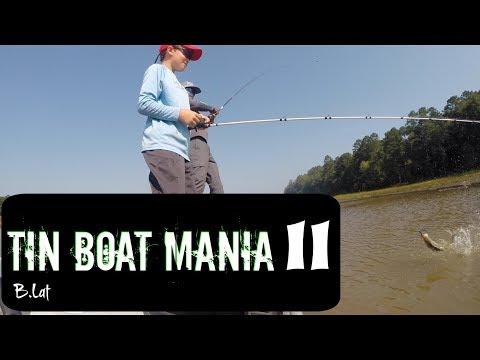 Tin Boat Mania II (B.Lat)