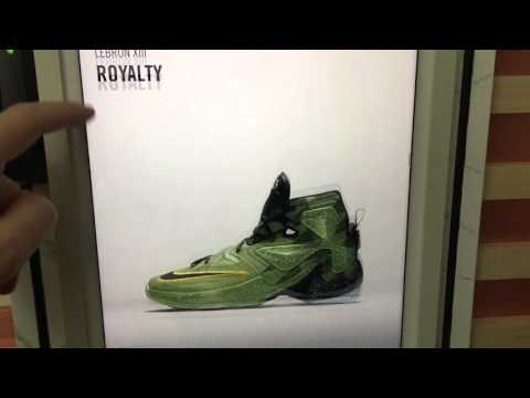 Nike created a shop for limited edition sneakers inside a