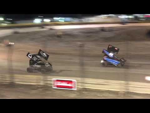 Lemoore Raceway Cal Cup 11/8/19 Restricted Main- Cash