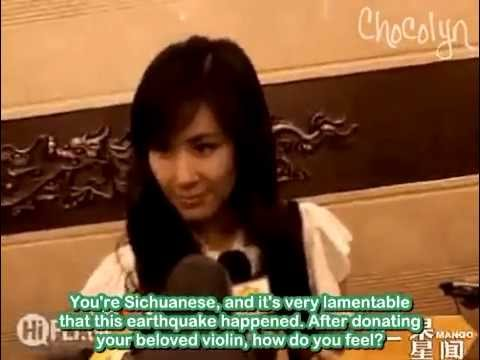 [ENGSUB] 2008.05.24 Sichuan Earthquake Charity - Zhang Li Yin
