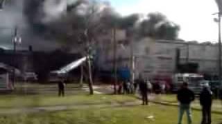 Watching Elizabeth Warehouse Fire