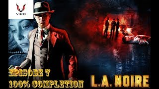 L.A Noire | A Marriage Made in Heaven | Episode 7