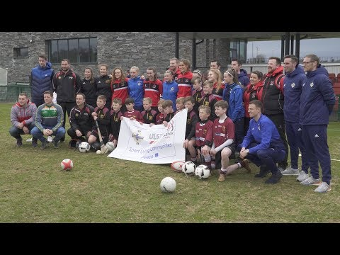 Stars on hand to launch 'Sport Uniting Communities' Programme