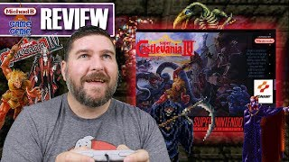 Super Castlevania IV Review   MichaelBtheGameGenie
