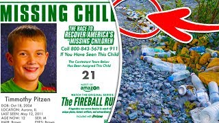 Kid Was Missing For 45 Hours. Trail Of Garbage Leads To Their Discovery.