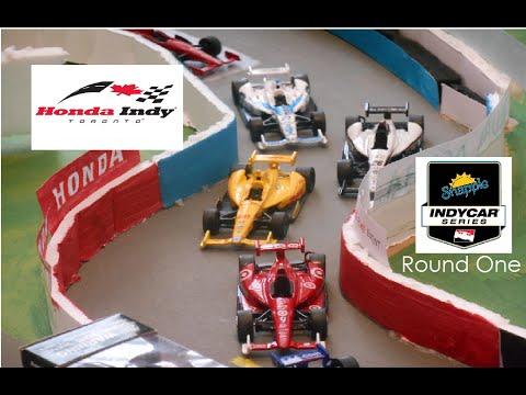 Snapple IndyCar Series: Toronto GP