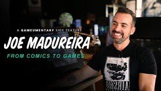 Joe Madureira Documentary - From Comics to Games   Gameumentary