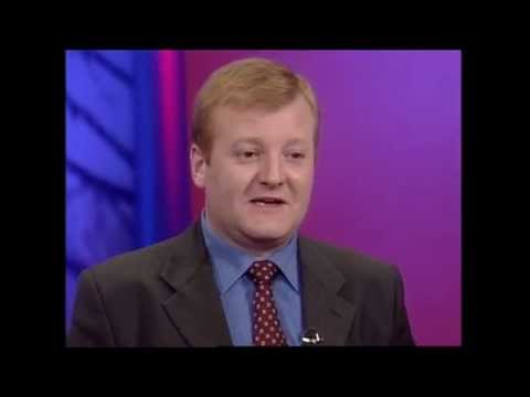 Charles Kennedy on Question Time