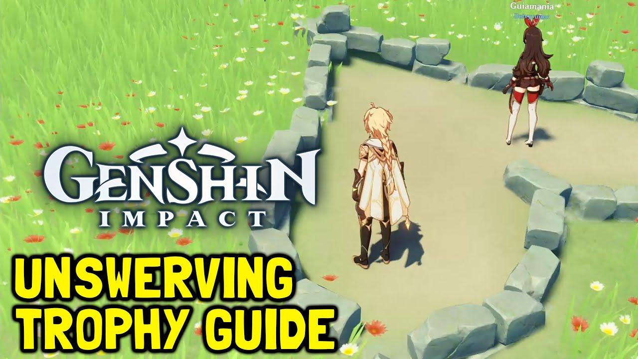 Genshin Impact Stone Gate Chest Where To Find Secret Pirate Treasure In Genshin Impact Gamersheroes