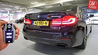 INSIDE the NEW BMW M550i xDrive 2018 | Interior Exterior DETAILS w/ REVS