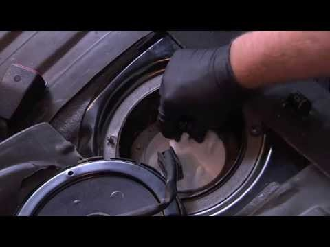 Removing and Installing a Fuel Pump on Your Car - YouTube