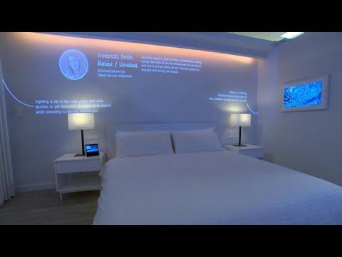 ‧ 未來的飯店會擁有哪些高科技元素?