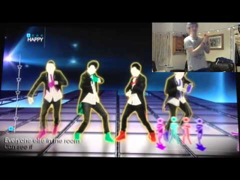 Subscribers you light up my world! - 100 subscriber special - Just Dance 4