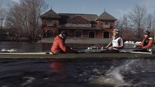 The 50 Year History of Northeastern Men's Rowing