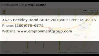 Employment Group Corporate Office Contact Information Thumbnail