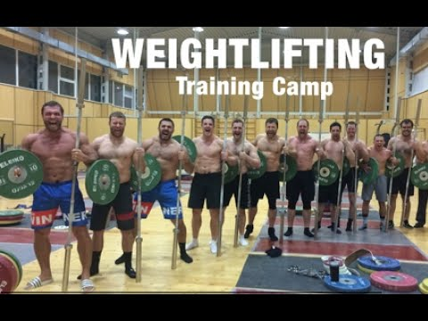 DMITRY KLOKOV - What the TRAINING CAMP is ?