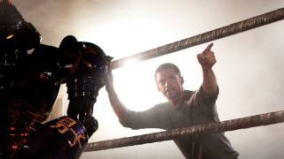 Real Steel | Hugh Jackman Robot Boxing Movie Review