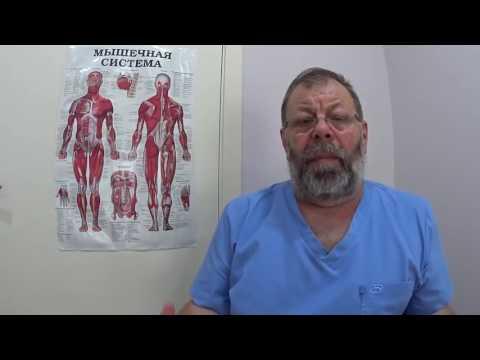Миозит мышц спины: лечение и симптомы