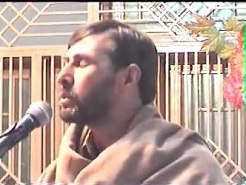 Da marghuz  Murad yousafzy zama da wadha mushaira ki