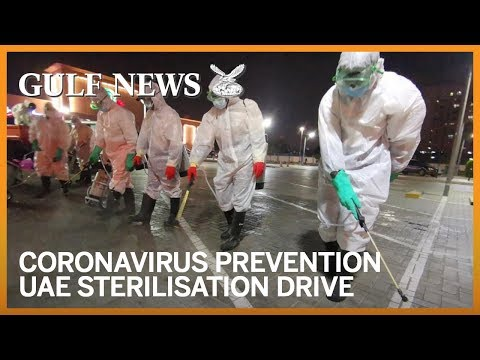 Coronavirus prevention: Massive