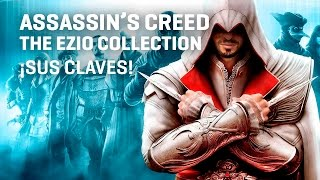Assassin's Creed The Ezio Collection - Gameplay con las claves