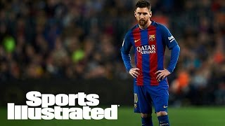 $91 Million Worth Of Lionel Messi-Branded Cocaine Seized By Police | SI Wire | Sports Illustrated