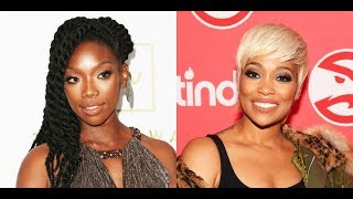 CELEBRITY PSYCHIC READING: THE FEUD BETWEEN BRANDY AND MONICA