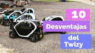 Twizy: 10 desventajas del Renault twizy  - Detallado, Bogotá Colombia