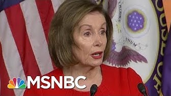 Nancy Pelosi Breaks Things Down For Everyone | Morning Joe | MSNBC