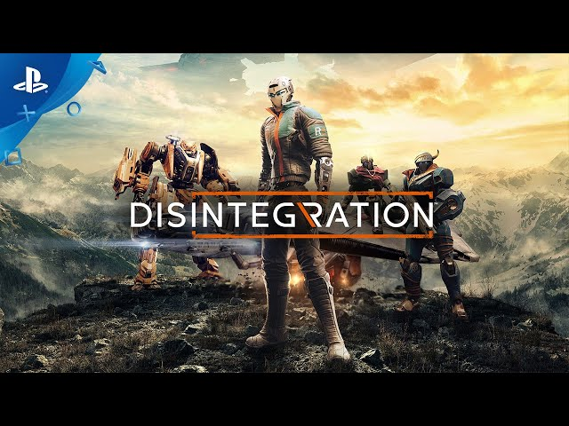 Disintegration - Launch Trailer | PS4