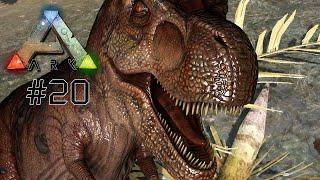 DER BESTE DINO EVER - Let's Play ARK Survival Evolved #20 | Indie Game