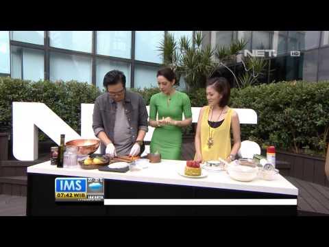 IMS - Lets Cook Festive Cheescake - Karen Carlotta