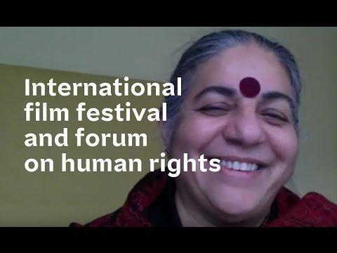 FIFDH 2016   The World is on Autopilote - Dr Vandana Shiva
