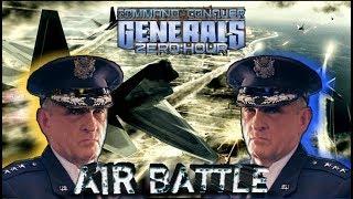 ЦАРЬ НЕБЕС [Generals Zero Hour] TOP REPLAY