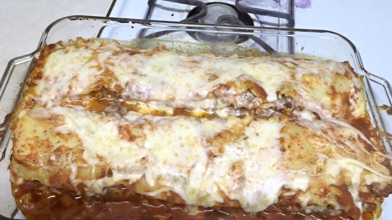 Olive Garden Lasagna Secret Recipes Youtube