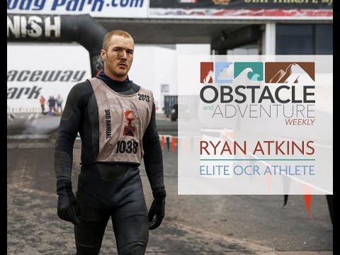 Obstacle and Adventure Weekly - Episode 6, Ryan Atkins and Corinna Coffin