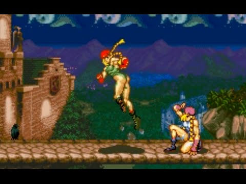 Super Street Fighter II (SNES) Playthrough - NintendoComplete