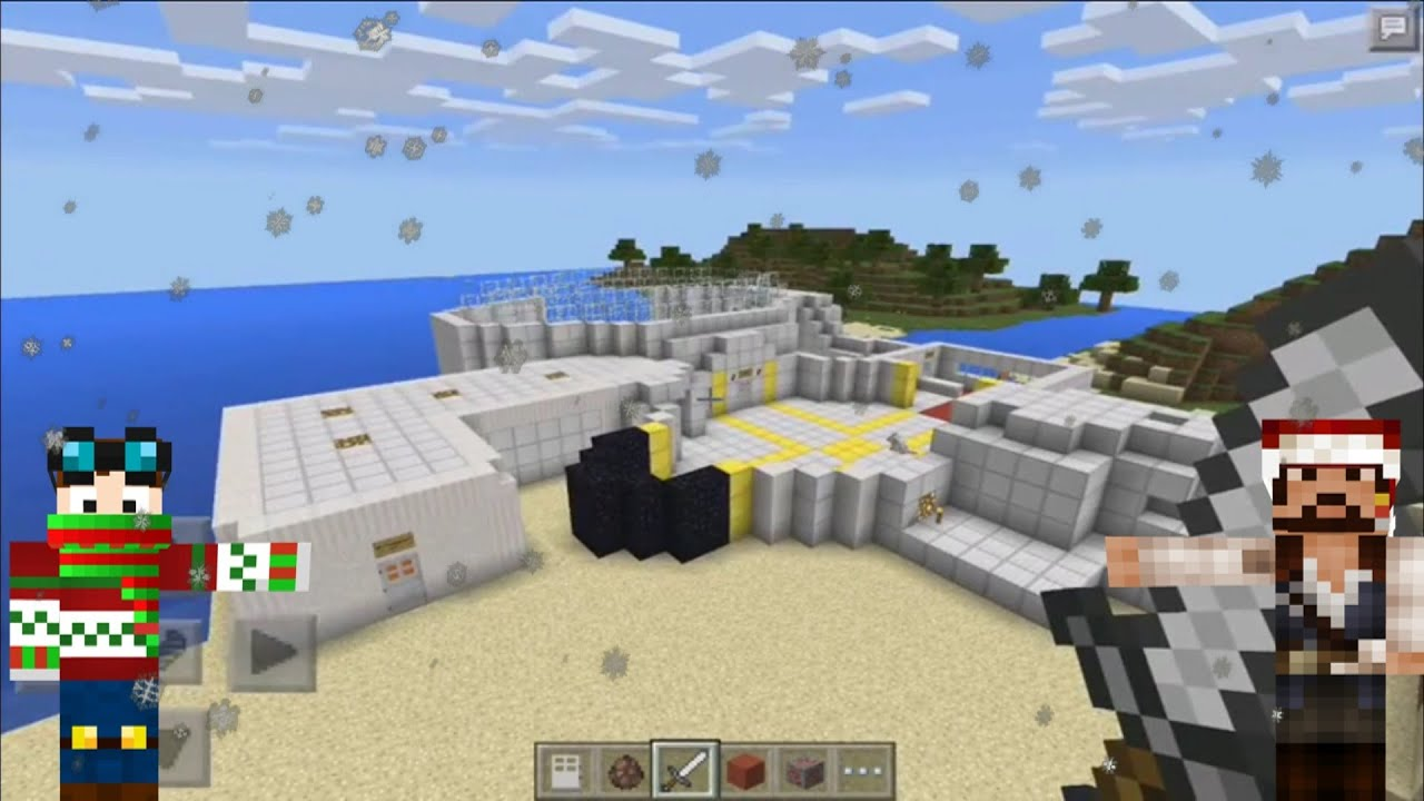 Dantdm Minecraft Pe Maps Download - Exploring Mars on