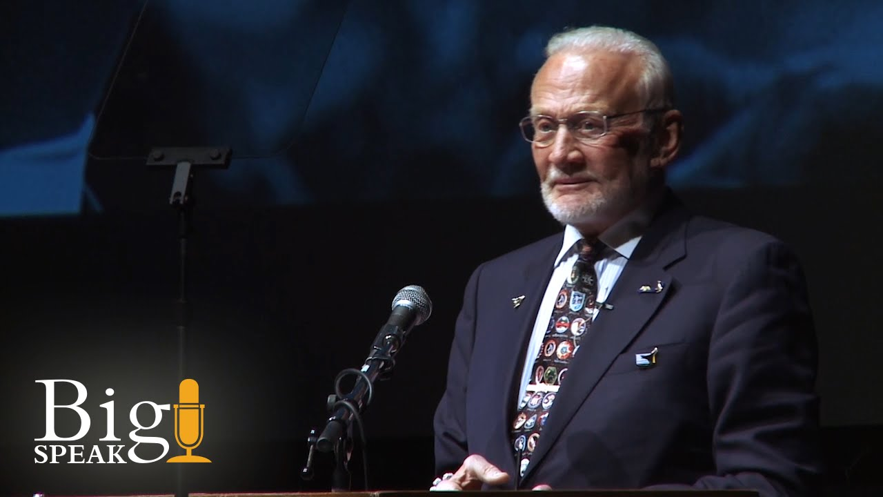 Buzz Aldrin - Keynote Excerpts