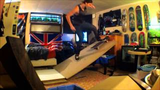 Diy Skate Ramp At Home
