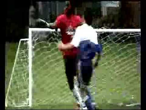 adidas +10 recruitment football games - Cole vs Cisse