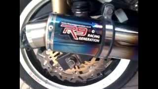 R9 Honda tiger revo