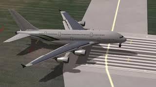 Extreme landings A380 (R-388JM) / Land now 5 Faults screenshot 5