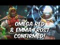 Omega Red & Emma Frost Confirmed! - First Look - Marvel Contest Of Champions