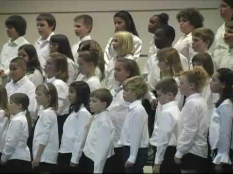 Jones Dairy Elementary School Chorus #2